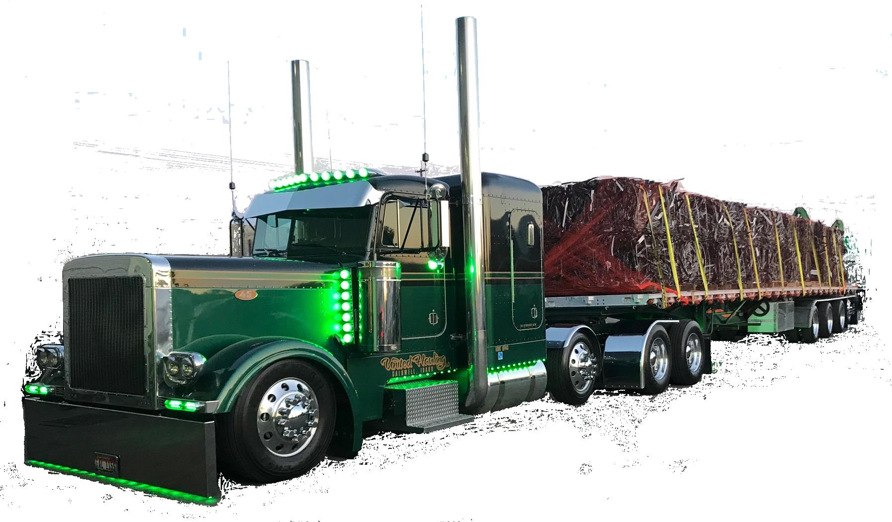 green-lit-hauler-flatbed